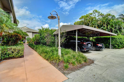 Boca Raton Condo For Sale: 7109 Rain Forest Drive #A 1100