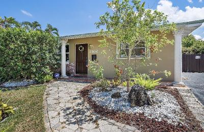 Palm Beach Gardens Single Family Home For Sale: 3106 Florida Boulevard