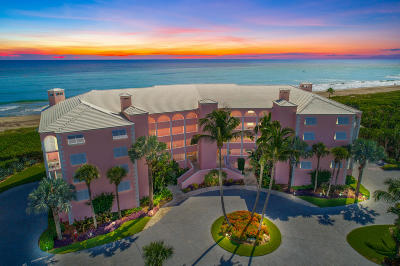 Stuart Condo For Sale: 1701 NE Ocean #102