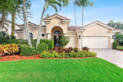 Delray Beach Single Family Home For Sale: 8089 Laurel Ridge Court