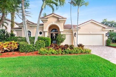 Delray Beach Single Family Home For Sale: 8089 Laurel Ridge Court