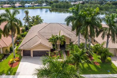Boca Raton Single Family Home For Sale: 21265 Rock Ridge Drive