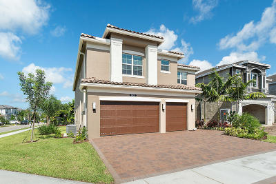 Delray Beach Single Family Home For Sale: 9644 Highland Pointe Pass