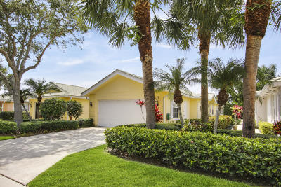 Jupiter Townhouse For Sale: 127 Brier Circle
