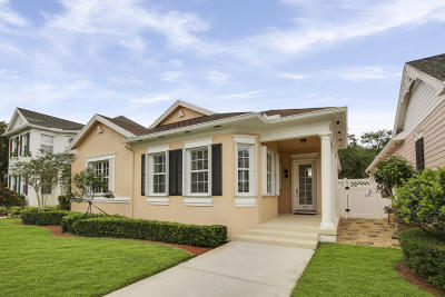Jupiter Single Family Home For Sale: 228 Juniper Way