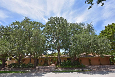 Boynton Beach, Gulf Stream Single Family Home For Sale: 1321 Partridge Place