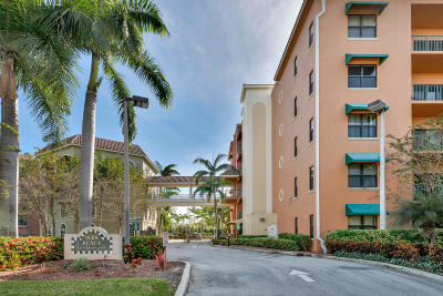 West Palm Beach Rental For Rent: 1610 Presidential Way #101