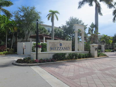 West Palm Beach Rental For Rent: 9905 Baywinds Drive #2206