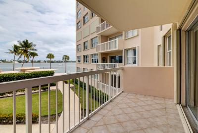 West Palm Beach Rental For Rent: 2600 Flagler Drive #204