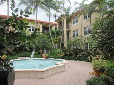 West Palm Beach Condo For Sale: 1803 Flagler Drive #3-210