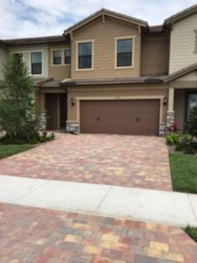 Lake Worth Single Family Home For Sale: 4492 Eventing Street