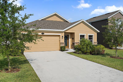 Vero Beach Single Family Home For Sale: 8155 Westfield Circle