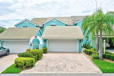 Jupiter Townhouse For Sale: 1000 Us Highway 1 #605