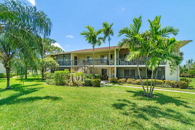Jupiter Condo For Sale: 6555 Chasewood Drive #C
