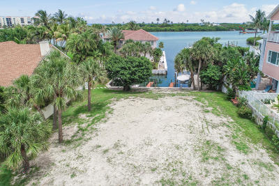 Tequesta Residential Lots & Land For Sale: 00000 Harbor Road S
