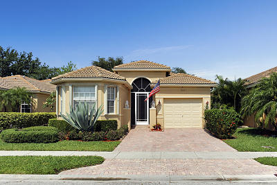 Delray Beach Single Family Home For Sale: 15571 Canabria Lane