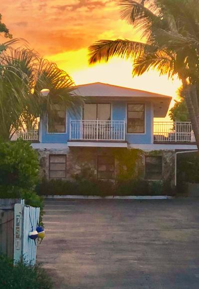 Juno Beach Rental For Rent: 751 Ocean Drive #1