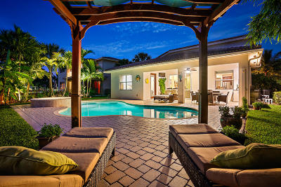 Jupiter Single Family Home Contingent: 226 Porgee Rock Place