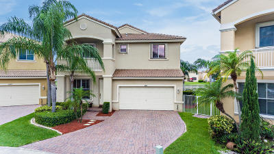 Lake Worth, Lakeworth Single Family Home For Sale: 6861 Carolyn Way