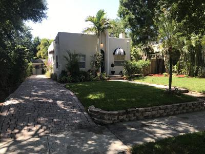West Palm Beach Rental For Rent: 834 Upland Road