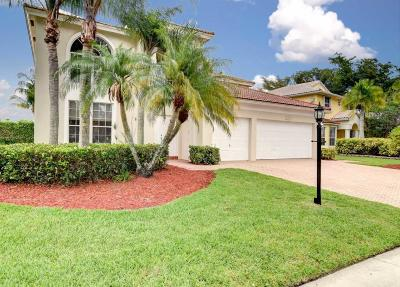 Boca Raton Single Family Home For Sale: 12763 Hyland Circle