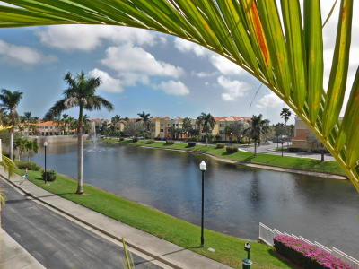 Palm Beach Gardens Rental For Rent: 11035 Legacy Boulevard #306