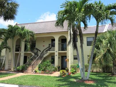 West Palm Beach Condo For Sale: 125 Lake Nancy Drive #243