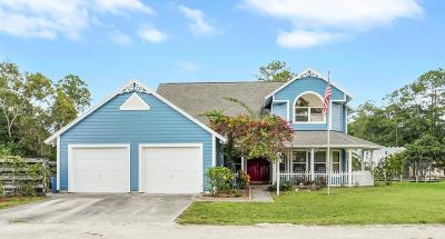 Jupiter Single Family Home Contingent: 16040 126th Terrace