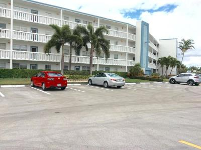 Boca Raton Rental For Rent: 1075 Exeter E #1075