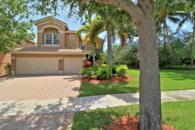 Boynton Beach Single Family Home For Sale: 11333 Sandstone Hill Terrace