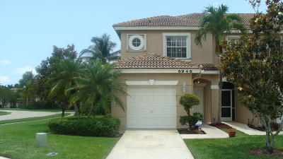 Lake Worth, Lakeworth Rental For Rent: 6946 Oak Bridge Lane