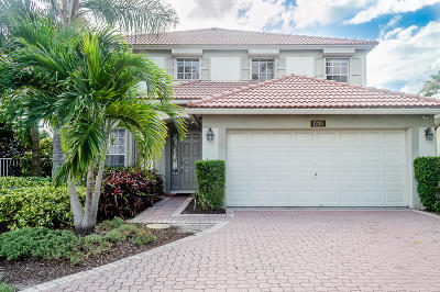 West Palm Beach Single Family Home For Sale: 1233 Avondale Lane