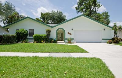 Royal Palm Beach Single Family Home For Sale: 215 Parkwood Drive