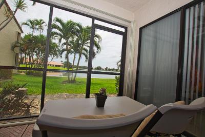 Boca Raton Rental For Rent: 2600 Greenwood Terrace #109