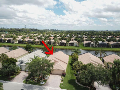 Lake Worth Single Family Home For Sale: 8206 Azure Coast Boulevard