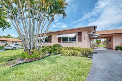 delray beach Single Family Home For Sale: 320 Flamingo Lane