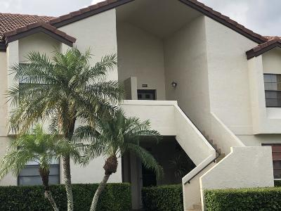 Boynton Beach FL Condo For Sale: $159,000