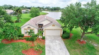 St Lucie County Single Family Home For Sale: 295 SW Panther Trace