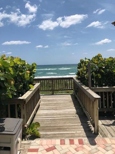 Juno Beach Rental For Rent: 500 Ocean Drive #E-2a