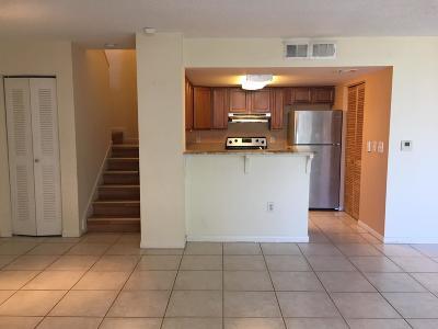 West Palm Beach Rental For Rent: 1739 Village Boulevard #104
