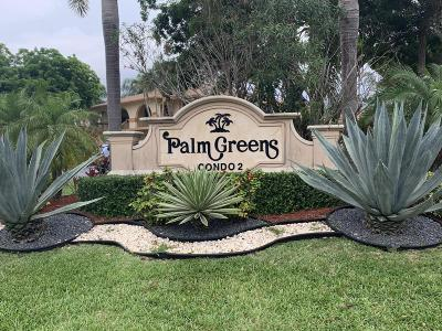 Delray Beach Rental For Rent: 13430 Sabal Palm Court #C