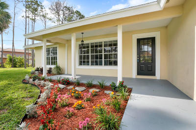 West Palm Beach Single Family Home For Sale: 14900 97 Road