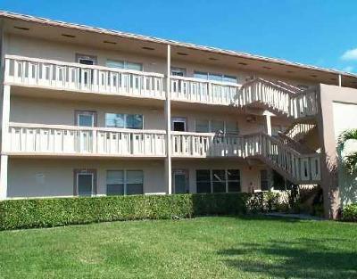 Boca Raton Condo For Sale: 265 Preston #G