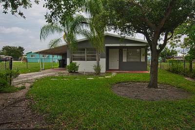 Delray Beach Rental For Rent: 1237 SW 1st Street