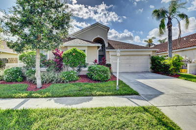 Boca Raton Single Family Home For Sale: 18892 La Costa Lane