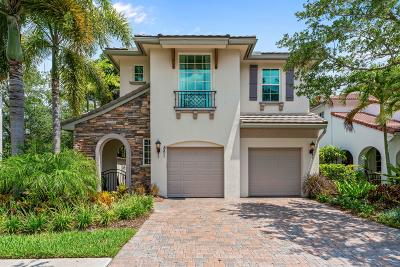 Palm Beach Gardens Single Family Home For Sale: 851 Madison Court