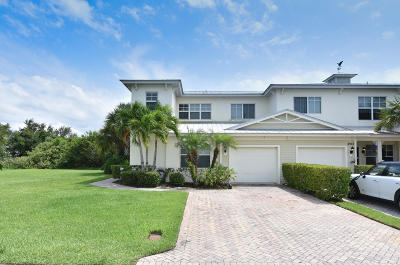 Fort Pierce Townhouse For Sale: 2551 Creekside Drive Drive