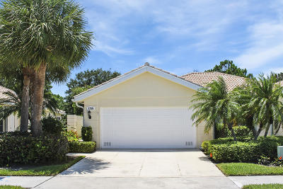 Martin County Single Family Home For Sale: 7759 SE Spicewood Circle