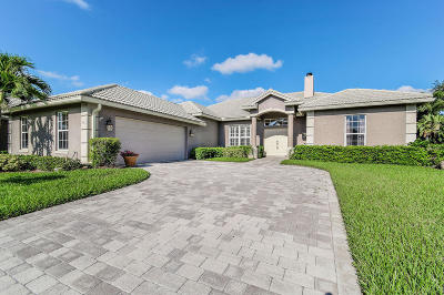 Port Saint Lucie Single Family Home For Sale: 426 NW Canterbury Court