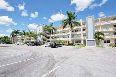 Boca Raton Condo For Sale: 4070 Yarmouth D